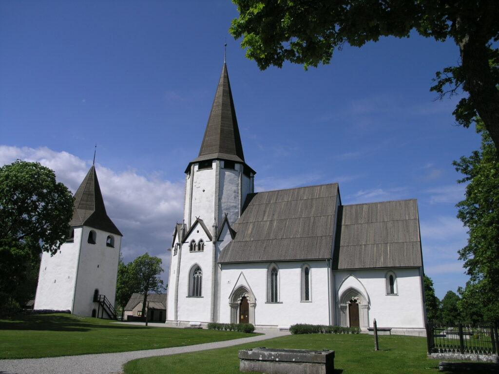 Lärbro kyrka