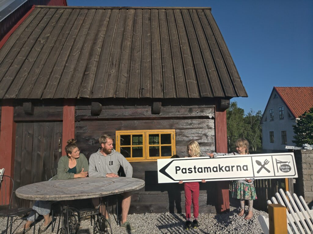 Pastamakarna på Fårö