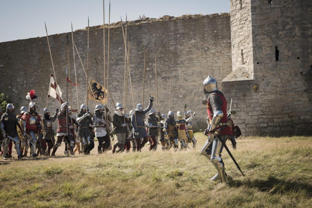 Slaget om ringmuren