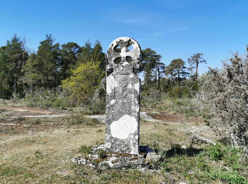 Stenkors i Ölbäcks naturreservat